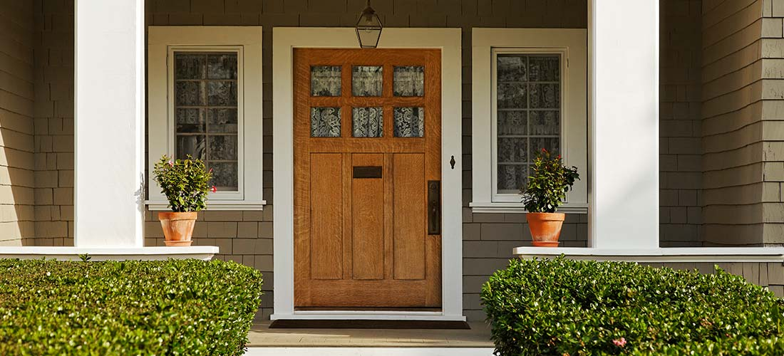 renovated home