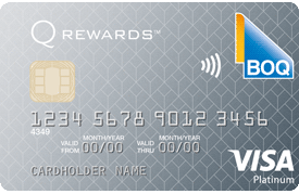 Platinum Visa Credit Card